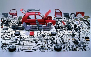 Construir un coche desde cero