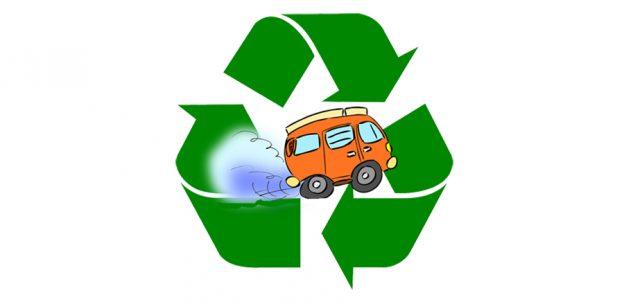 Reciclaje de vehículos y beneficios para el medio ambiente