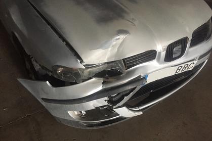 Venta de coches accidentados y siniestrados