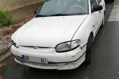 Comprar coche averido.