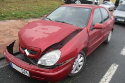 Compra y venta de coches rotos