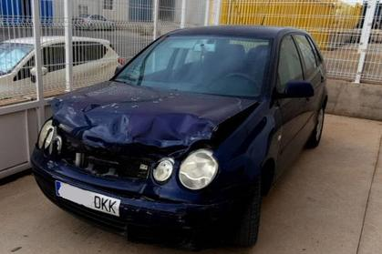 Compra venta de coches averiados y roto