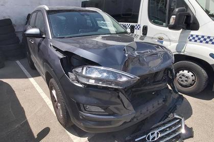 Compra venta de coches averiados y rotos